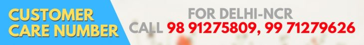 Customer Care Number - Delhi-NCR