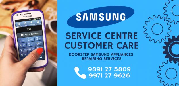 Samsung Service Center/Customer Care Number
