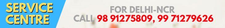 Service Centre - Delhi-NCR