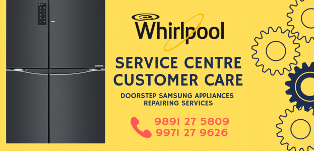 Whirlpool Service Center/Customer Care Number
